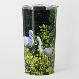 Presenting a Gift Travel Mug