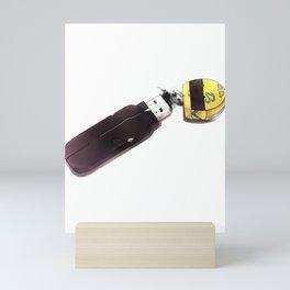 Celty USB Mini Art Print