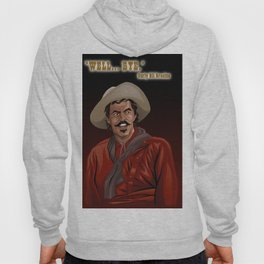 Curly Bill Brocius - Powers Boothe Hoody