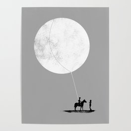 do you want the moon? Poster
