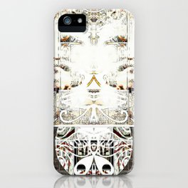 Phillip of Macedon series 9 iPhone Case