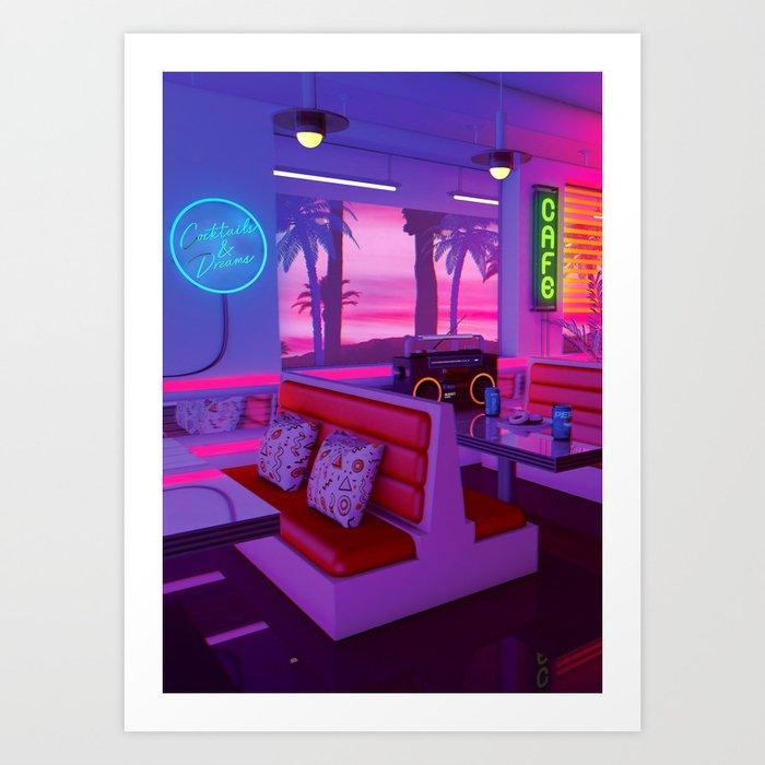 Cocktails And Dreams Kunstdrucke