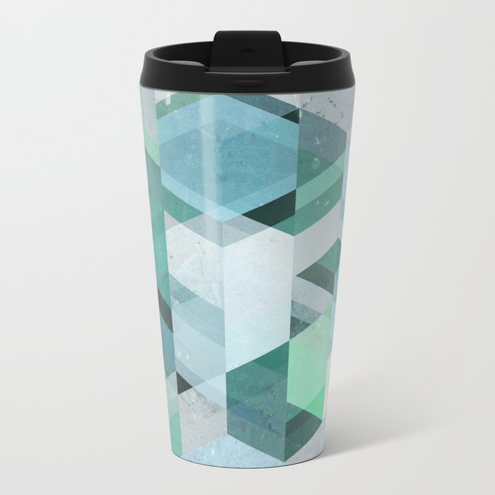 Nordic Combination 22 Metal Travel Mug