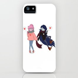 Bonni & Marcy iPhone Case