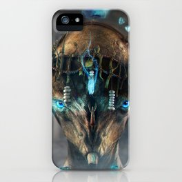 Riv Zaru iPhone Case