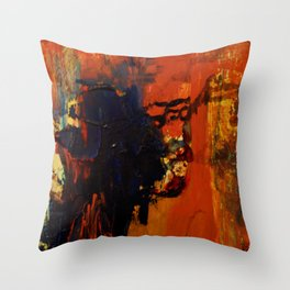 Mesmeric Throw Pillow