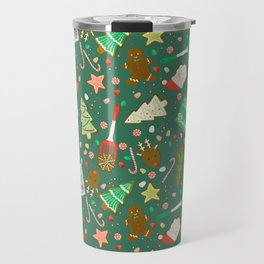 Baking Up Warm Wishes Travel Mug