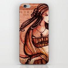 Desdemona - Othello - Shakespeare Folio Illustration  iPhone & iPod Skin