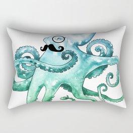 Dapper Octopus Rectangular Pillow