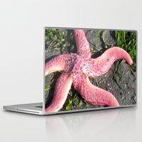starfish Laptop & iPad Skins featuring Starfish by Cindy Lysonski - Creative Daydreamzzzz