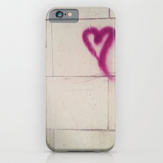 Graffiti Heart iPhone & iPod Case