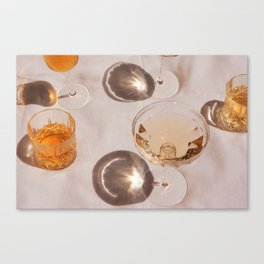Cocktail Hour Canvas Print