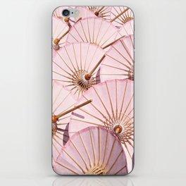 Umbrellas iPhone Skin