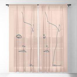 Margot Sheer Curtain