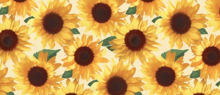 Happy Yellow Sunflowers Coffee Mug