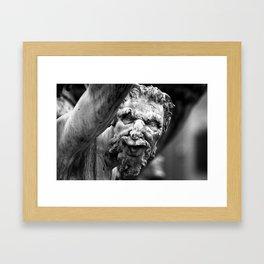 Faun 1 Framed Art Print