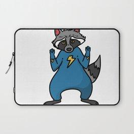 superhero badger Laptop Sleeve