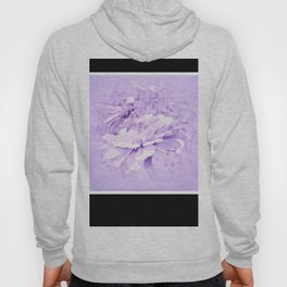 Violet Tones For The Butterfly Hoody