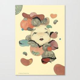 Broken Memory Canvas Print