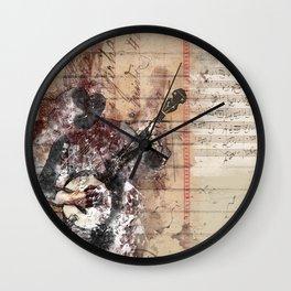 Despacito Wall Clock
