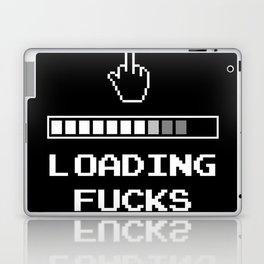 Loading Fucks Laptop & iPad Skin