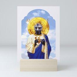 Sanctified DOOM Mini Art Print