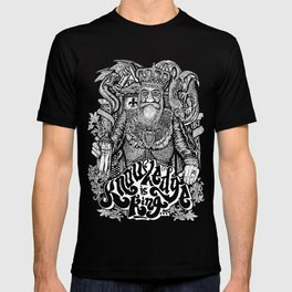 Knowledge is King... T-shirt