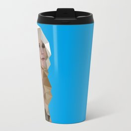 Cyan Blonde Travel Mug