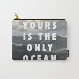 Ocean Approaching Carry-All Pouch