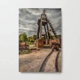 Victorian Mine Metal Print