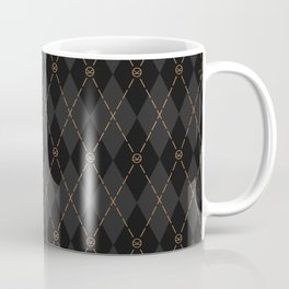 Modern Gentleman's Armour Coffee Mug