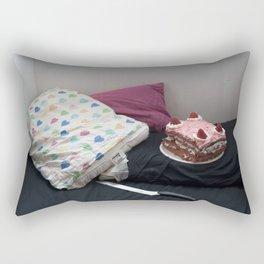 CAKE KNIFE Rectangular Pillow