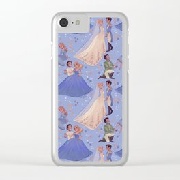 Dilly Dilly, You Shall Be Queen Clear iPhone Case