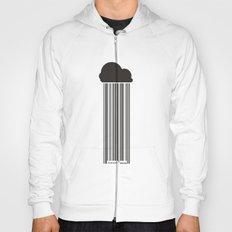 Barcode Rain Hoody