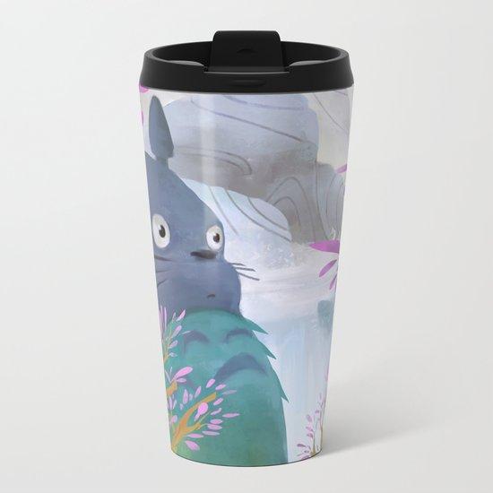TOTORO Metal Travel Mug