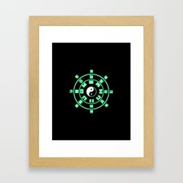 Gentle Fist Framed Art Print