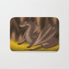 Dragon's hoard. Bath Mat