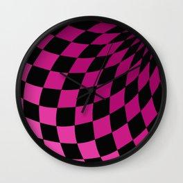 Wonderland Floor #3 Wall Clock