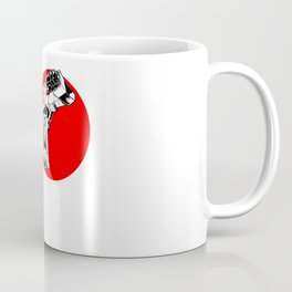 Daimos japanese Gandam Coffee Mug
