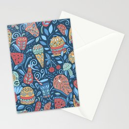 Summer cookout Stationery Cards