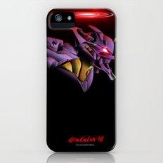 Evangelion Unit 01 - Rebuild of Evangelion 3.0 Movie Poster Slim Case iPhone (5, 5s)