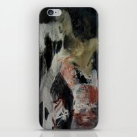imagerybydianna iPhone & iPod Skins featuring ritual; carousel thoughts by Imagery by dianna