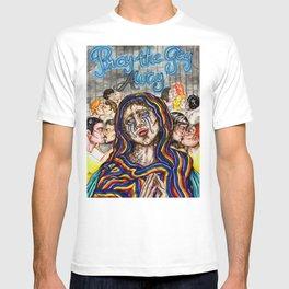 PRAY THE GAY aWAY T-shirt