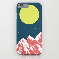 galactic mountains iPhone 6s Slim Case