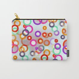 just little circles -2- Carry-All Pouch