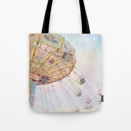 Summer Swings Tote Bag