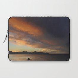 Sicilian sunset Laptop Sleeve