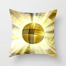 El Dorado. Throw Pillow