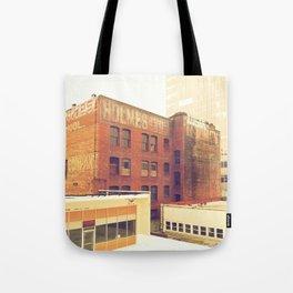 70's portland Tote Bag