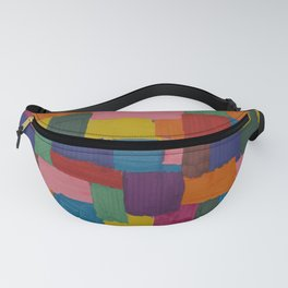 Marker Quilt Fanny Pack